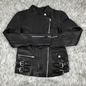 MDK Leather Jacket Women's